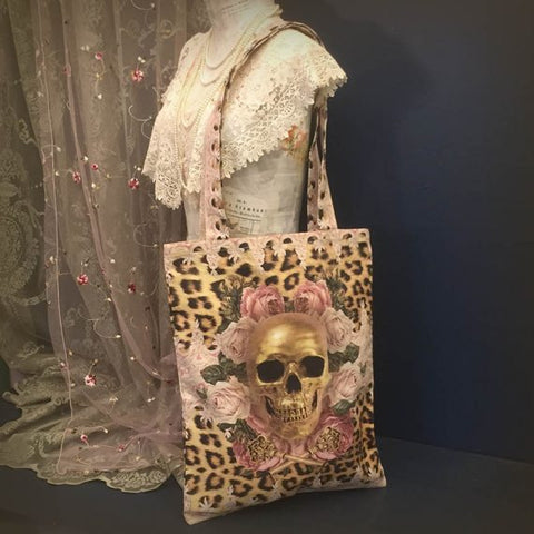 Leopard Deluxe Shopper Bag