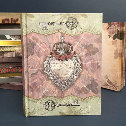 Secret Heart Journal – Notebook