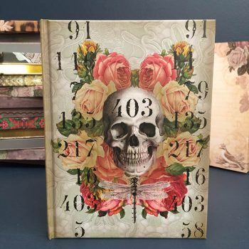 Skull 403 Journal – Notebook