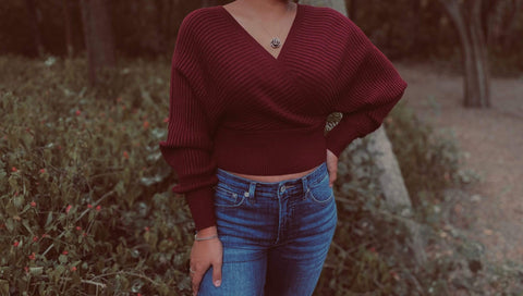 Carolina Sweater Top