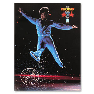 1988-89 Stars on Ice Tour Program