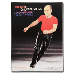 1997-98 Stars on Ice Tour Program
