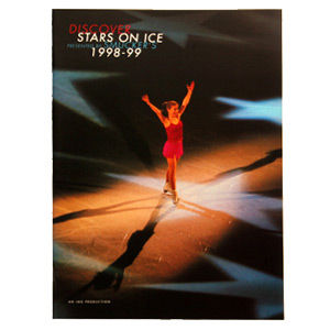 1998-99 Stars on Ice Tour Program