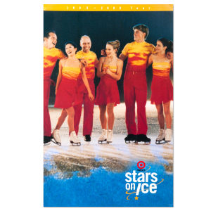 1999-00 Stars on Ice Tour Program