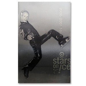 2000-01 Stars on Ice Tour Program