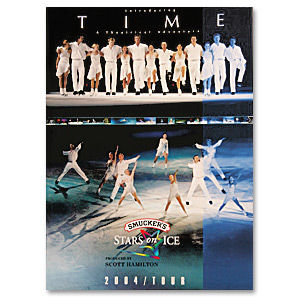 2003-04 Stars on Ice Tour Program