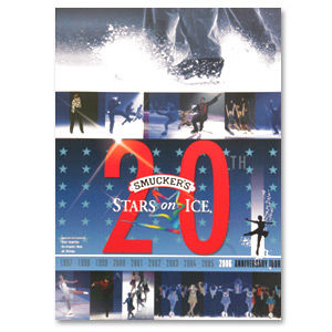 2005-06 Stars on Ice Tour Program
