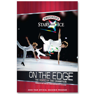 2008-09 Stars on Ice Tour Program