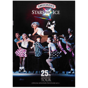 2010-11 Stars on Ice Tour Program