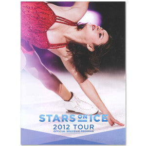 2011-12 Stars on Ice Tour Program