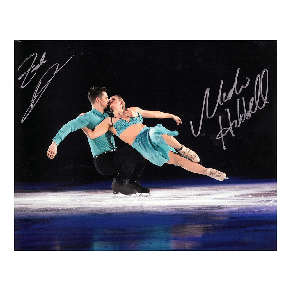 2018 Madison Hubbell & Zachary Donohue Autographed Photo