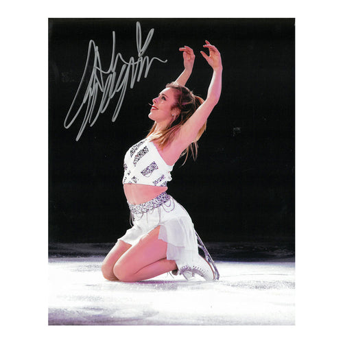 2019 Ashley Wagner Autographed Photo