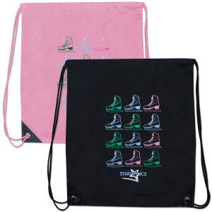 Stars on Ice Skate Back Pack