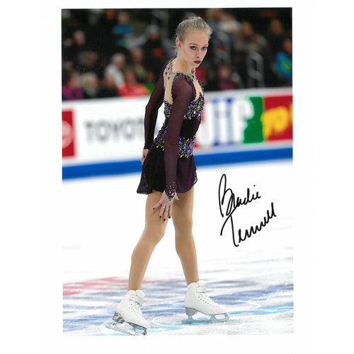 2019 Bradie Tennell Autographed Photo