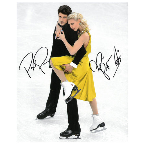2019 Piper Gilles & Paul Poirier Autographed Photo