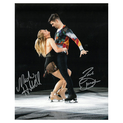 2019 Madison Hubbell & Zachary Donohue Autographed Photo