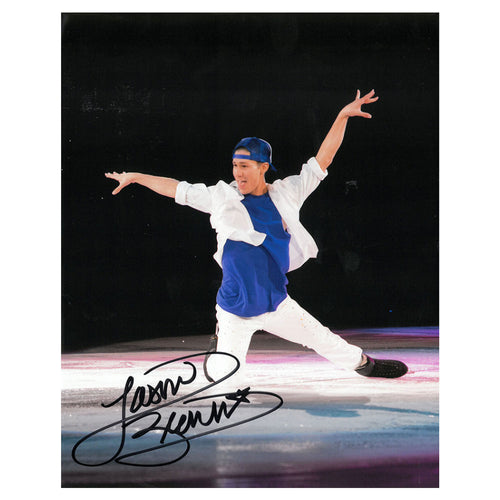 2019 Jason Brown Autographed Photo