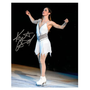 2018 Kaetlyn Osmond Autographed Photo