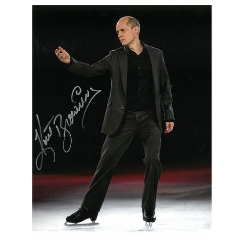 2019 Kurt Browning Autographed Photo