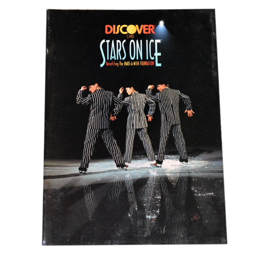 1993 - 1994 Stars On Ice Tour Program