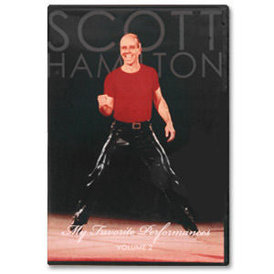 Scott Hamilton: My Favorite Performances - Vol. 2 DVD