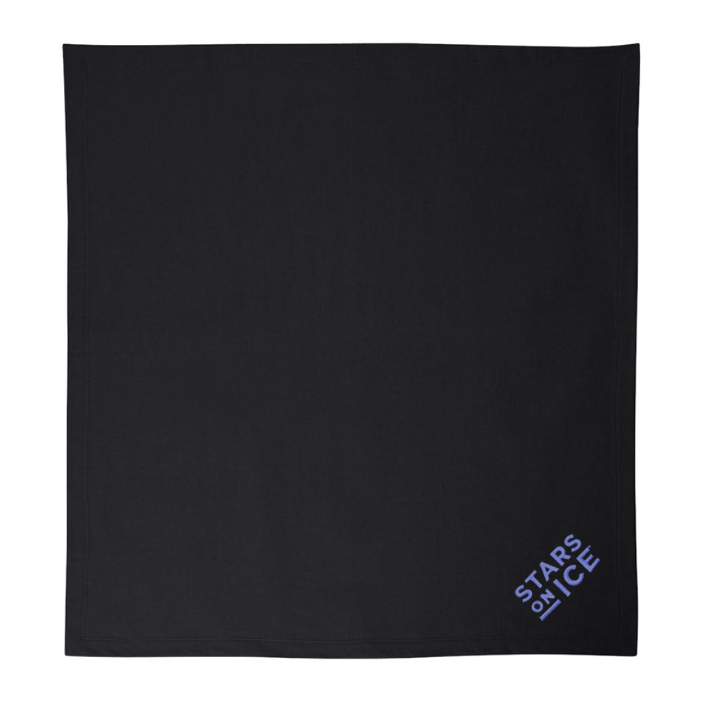 Stars on Ice Blanket