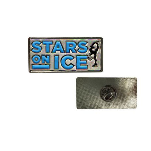 Stars on Ice Lapel Pin