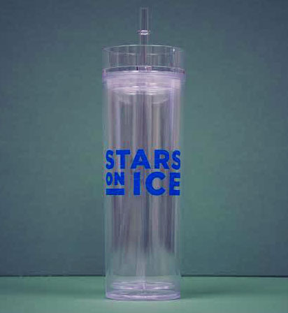 Stars on Ice Hot & Cold Tumbler