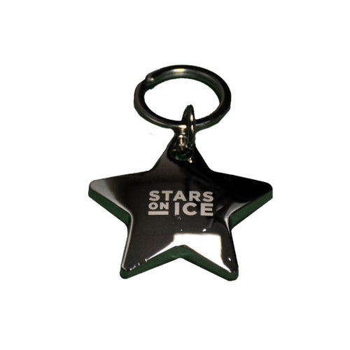 Stars on Ice Keychain