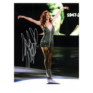 2017 Ashley Wagner Autographed Photo