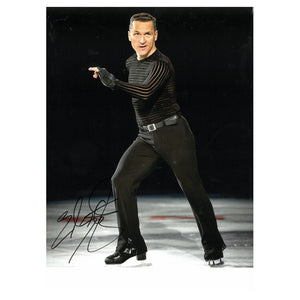2017 Elvis Stojko Autographed Photo