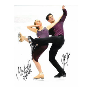 2017 Madison Hubbell & Zachary Donohue Autographed Photo