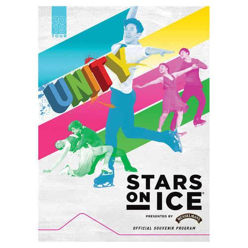 2019 Stars on Ice Tour Program U.S.