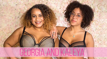 #ApplaudandReward Meet the girls: Georgia and Kaleya