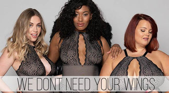 Victoria Secret: #WeDontNeedYourWings