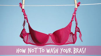 You might think twice about washing your bra