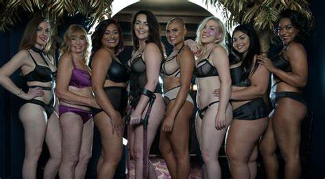 65 year old Woman Proves 'Sexy' is not defined by Age in Diverse Lingerie Campaign
