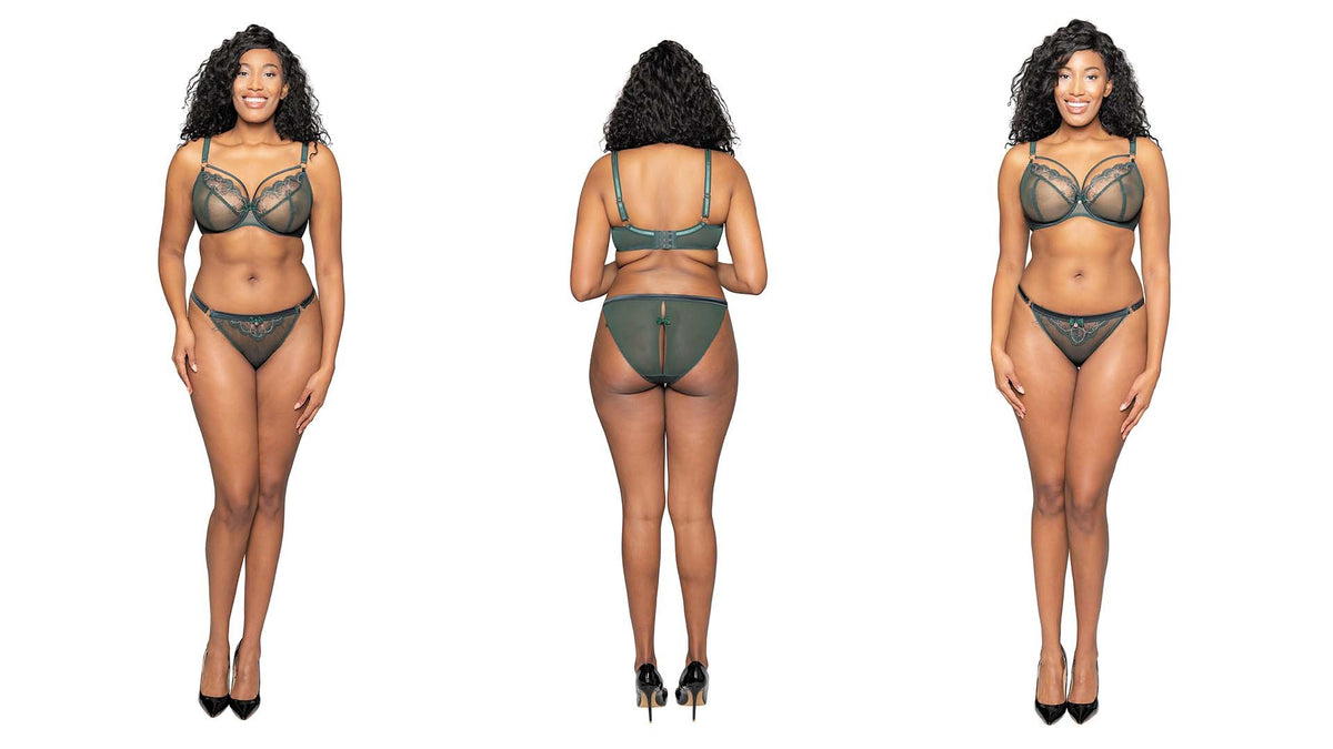 New Scantilly: Surrender to Emerald 💚