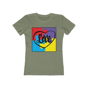 Autism Love | Super Soft Women's Tee