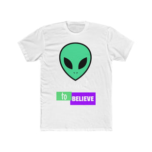 I Want Believe | Super Soft Men's Tee