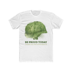 Be Proud Today, Thank You For Your Service | Unisex Shirt | Veterans - PremiumTees.Co