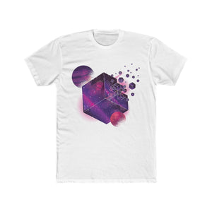 Space Cubes | Unisex Shirt | Graphic Tee - PremiumTees.Co