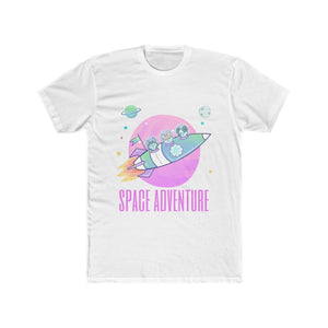 Space Adventure Dogs Rocket | Alien Tee - PremiumTees.Co