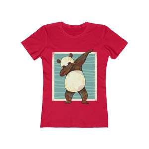 Panda Dab | Super Soft Women's Tee