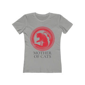 Mother of Cats | Super Soft Women's Tee
