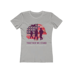 Together We Stand | Super Soft Women's Tee