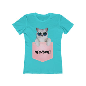 Meowsome! Cat | Super Soft Women's Tee