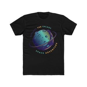Explore The Galaxy Space Adventures | Super Soft Men's Tee