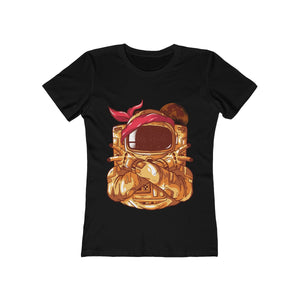 Astronaut Gangsta | Super Soft Women's Tee