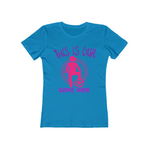 This Is Our Game Now Soccer Girl Power Feminist Mom T Shirt | Soccer Tee - PremiumTees.Co